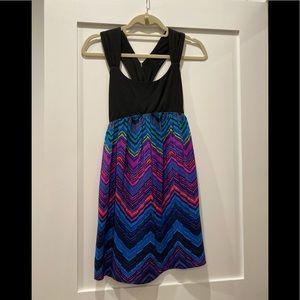 Alice & Trixie black/multicolored dress